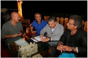 Bisio e Pozzetto firmano la petizione