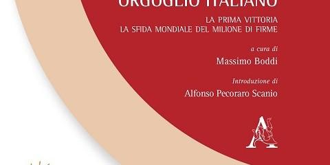 copertina libro #pizzaUnesco Alfonso Pecoraro scanio