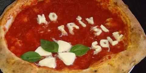 pizza no triv si sole