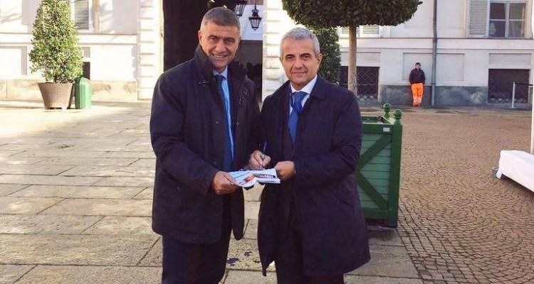Antonio Ferrentino Consigliere PD - Regione Piemonte