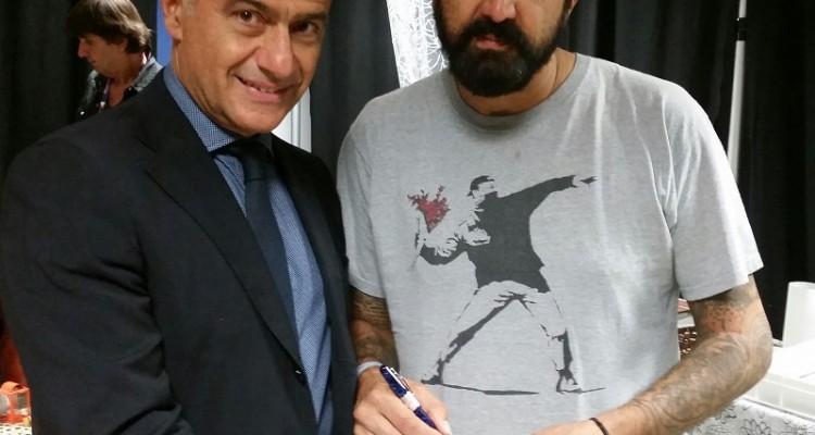 Omar Pedrini pizzaUnesco