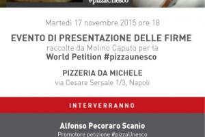 #pizzaUnesco Molino Caputo