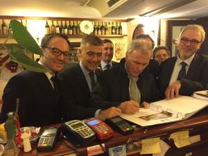 Schiavo e Bussoni firmano petizione