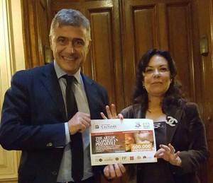 ambasciatrice italiana UNESCO Lomonaco