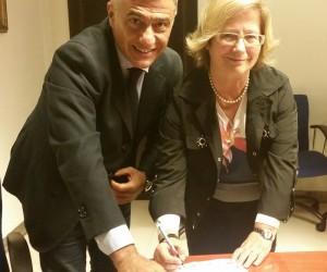 Rosetta D'Amelio pizza Unesco Consiglio regionale della Campania
