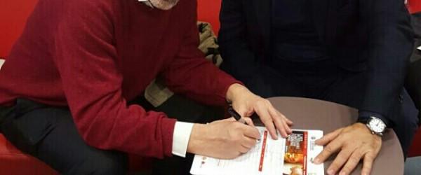 Umberto Ranieri,dirigente nazionale del PD