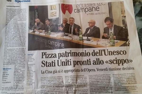 Il Mattino Luciano Pignataro