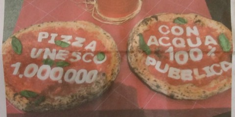 Bolletta ABC Pizza Unesco