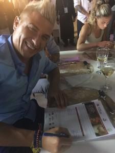 Manuel Panzolato, Marito di francesca Dallapè per #pizzaUnesco
