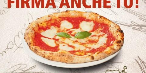Petizione arte pizzaioli