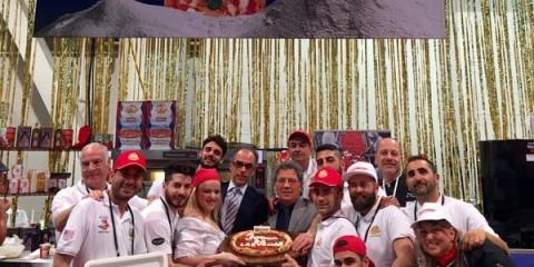 #pizzaUnesco Las Vegas