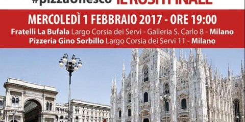 Invito Milano PizzaUnesco
