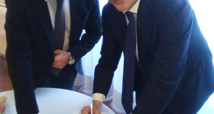 Pecoraro Scanio e Vito De Filippo