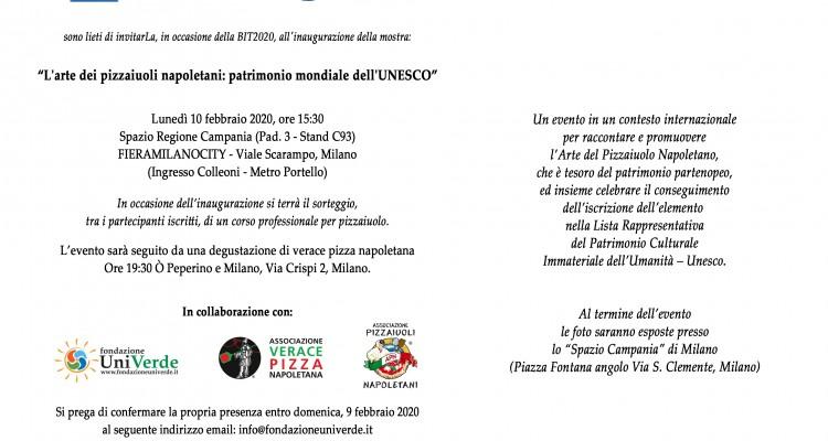 Invito Milano --- italiano